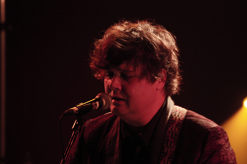 """My Love Shines"" ~ Ron Sexsmith"