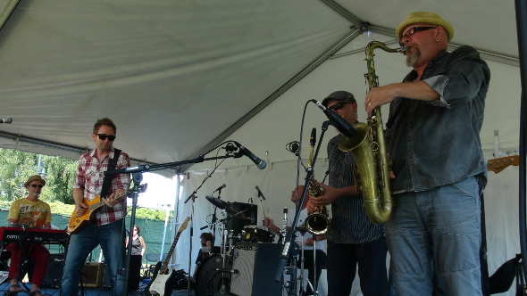 2014 Burnaby Blues and Roots Festival Conundrums: Shakey Graves or Wide Mouth Mason