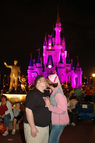 Love in Disney. Photo by Matthew Thorn.