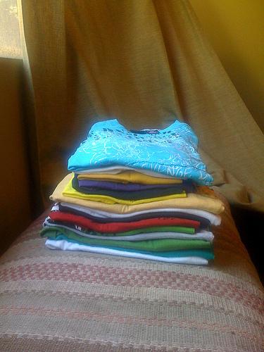 Having Fun With My Laundry
