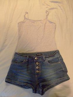 Shorts and Tank