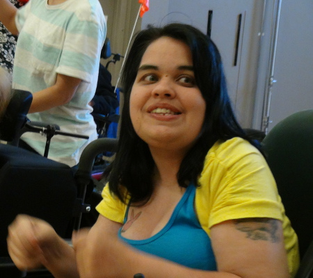 Feeling Inspired by #WheelVoices Luisa's #OneStory