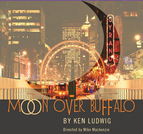 """a critique of moon over buffalo a play by ken ludwig Open fist theatre company continues to flaunt its retro screwball comedy chops with ken ludwig's """"moon over buffalo,"""" a follow-up to last year's hit revival of """"room service."""