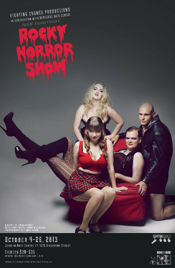 Fighting Chance Productions' Rocky Horror Show in Vancouver