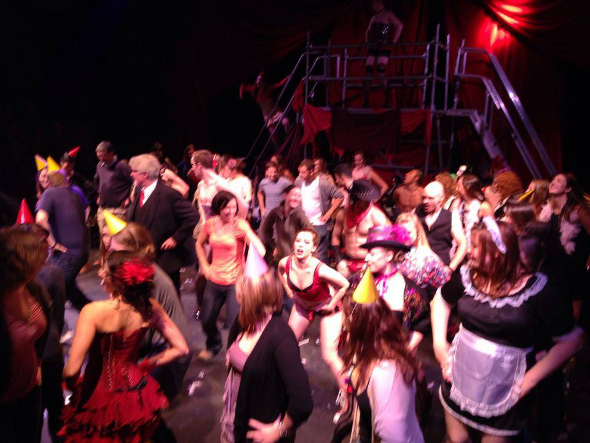 Vancouver does the Time Warp at Jericho Arts Centre