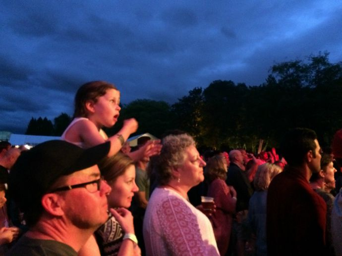Burnaby Blues and Roots Festival - an all ages affair