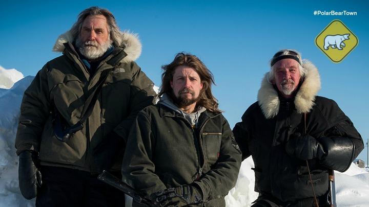 Men of Polar Bear Town