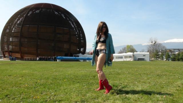 CERN is Sexy