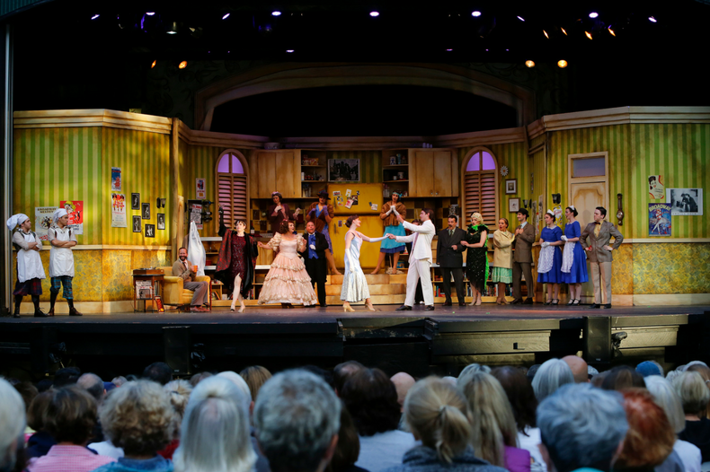 The Drowsy Chaperone at Theatre Under the Stars Vancouver