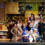 Shawn Macdonald and the entire Ensemble of TUTS' The Drowsy Chaperone, as photographed by Tim Matheson.