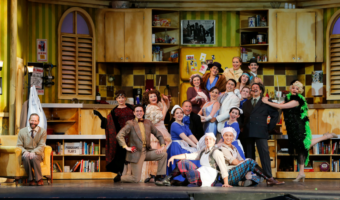 An Hilarity Filled Evening with The Drowsy Chaperone at Theatre Under the Stars