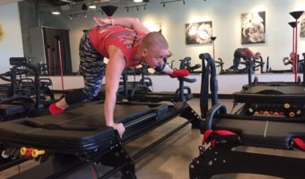Building Strength with Lagree Fitness